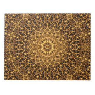 金目の曼荼羅 ノートパッド