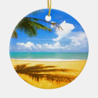 金砂のビーチ セラミックオーナメント
