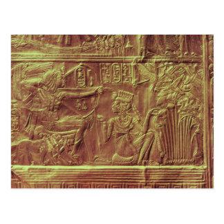 金神社、Tutankhamunの宝物 ポストカード