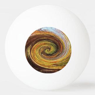 金秋の森林のすばらしい旋風 卓球ボール