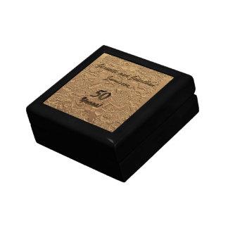 金結婚記念日のギフト用の箱 ギフトボックス