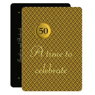 金結婚記念日 カード