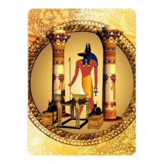 金背景のAnubis カード