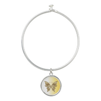 金蝶 バングルブレスレット