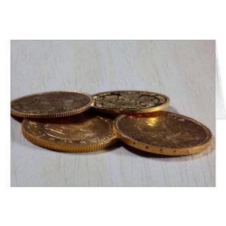 金貨 カード