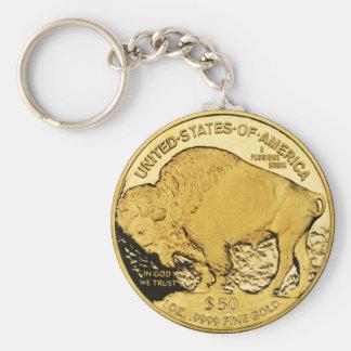 金貨Keychain キーホルダー