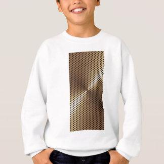 金金属板 スウェットシャツ
