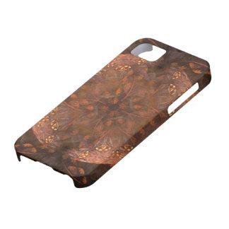 金銅のきらめく iPhone 5 CASE