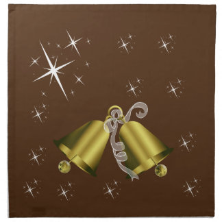 金鐘および星 ナプキンクロス