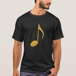 金音楽ノート Tシャツ
