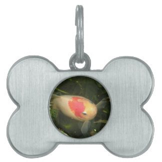 金魚のペットタグ ペットネームタグ