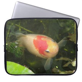 金魚のラップトップのバッグ ラップトップスリーブ