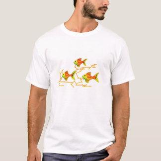 金魚の学校 Tシャツ