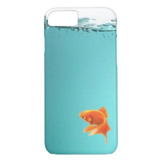 金魚のiPhone 7のやっとそこに場合 iPhone 8/7ケース