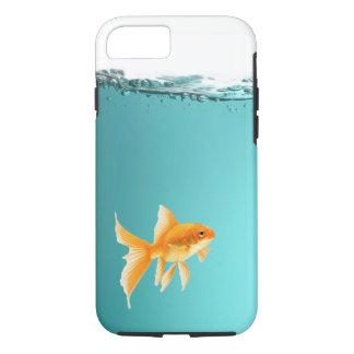 金魚のiPhone 7の堅い場合 iPhone 8/7ケース