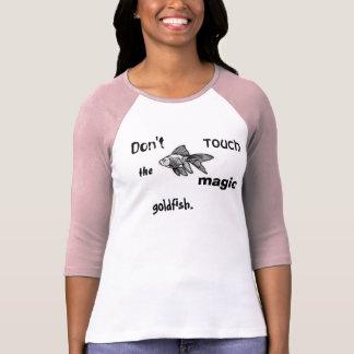 金魚は、魔法、touch金魚 tシャツ