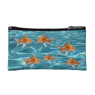 金魚袋 コスメティックバッグ