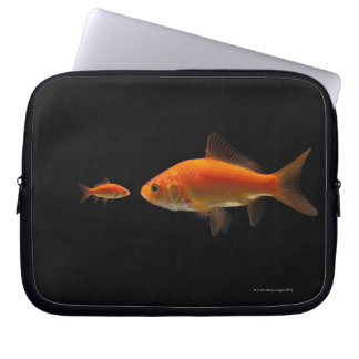 金魚4 ラップトップスリーブ