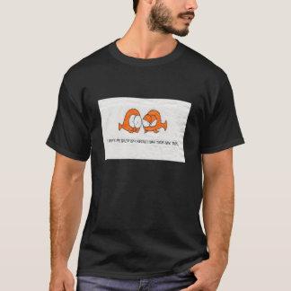 金魚-テープ Tシャツ