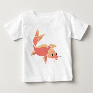 金魚 ベビーTシャツ