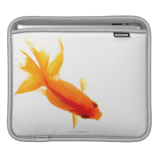 金魚、頭上式の眺め iPadスリーブ