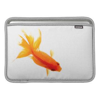 金魚、頭上式の眺め MacBook スリーブ