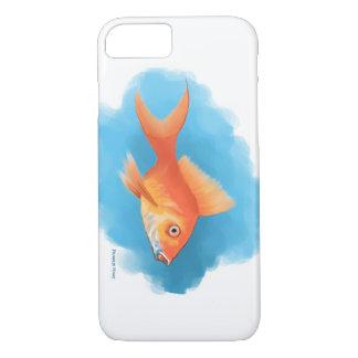 金魚 iPhone 8/7ケース