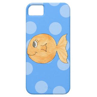 金魚 iPhone SE/5/5s ケース