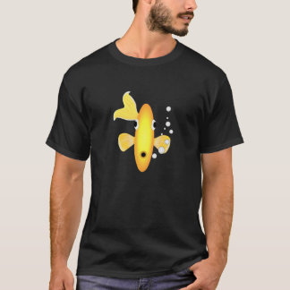 金魚 Tシャツ