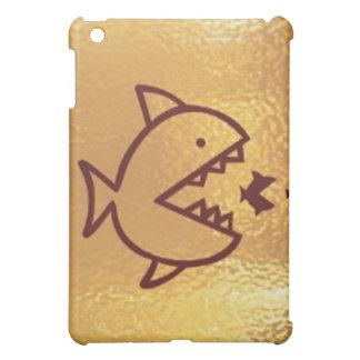金魚Bigfish Smallfish iPad Miniケース