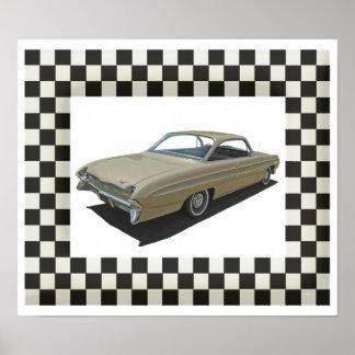 金61 Oldsmobile ポスター