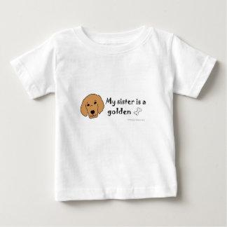 金-より多くの犬の品種 ベビーTシャツ
