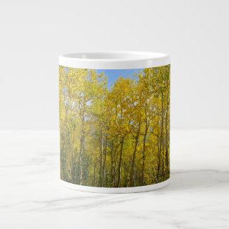 金《植物》アスペンのマグ ジャンボコーヒーマグカップ