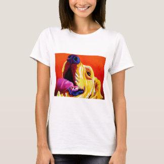 金#6 Tシャツ