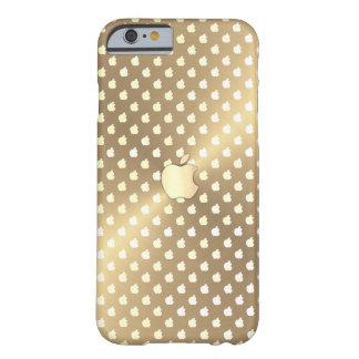 金Appleルイ・ヴィトンのスタイルの箱 Barely There iPhone 6 ケース