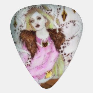 金Apple -幽霊のGloopのギターピック ギターピック