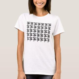 金COMZA MORELE Tシャツ
