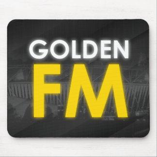 金FMのマウスパッド マウスパッド