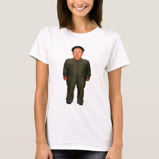 金Jongのillin Tシャツ