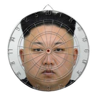 金Jong国連 ダーツボード