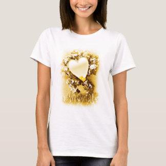 金Love_ Tシャツ