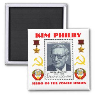 金Philbyのソビエト連邦の英雄イギリスのスパイ マグネット