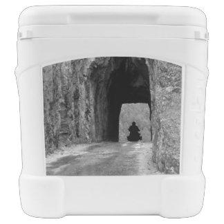 針のハイウェーのトンネル ローラークーラー