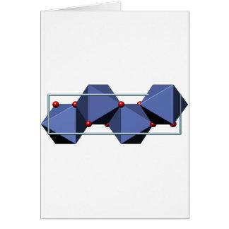 針鉄鉱の分子 カード