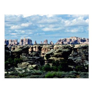 針- Canyonlandsの国立公園 ポストカード