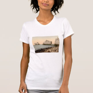 針Iの人間、イギリスの島 Tシャツ