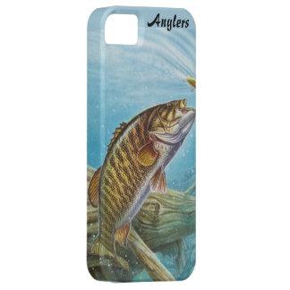 釣り人の穹窖のやっとそこにiPhone 5/5Sの場合 iPhone 5 ケース