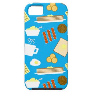 釣り合った朝食の部分 iPhone SE/5/5s ケース