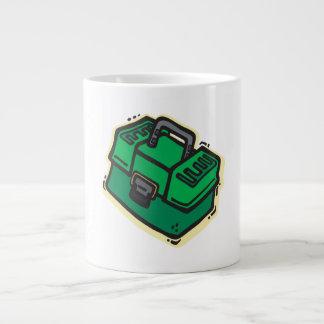 釣り道具箱2 ジャンボコーヒーマグカップ