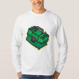 釣り道具箱2 Tシャツ